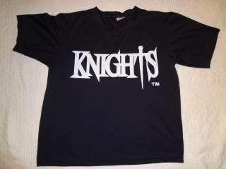 Charlotte Knights Minor League Baseball Jersey Shirt Black NO SIZE