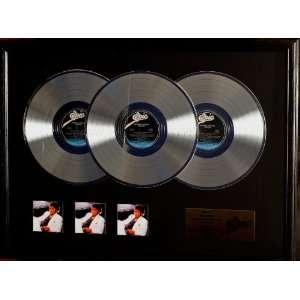 Michael Jackson Thriller 3X Platinum Record Award Non RIAA