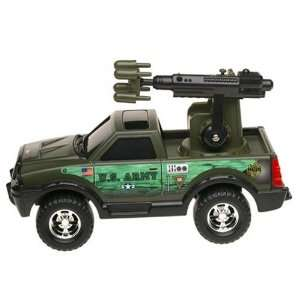 Hulk Military Attack Truck Toys & Games