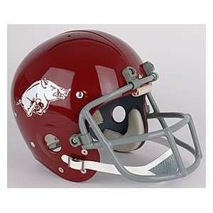 Arkansas Razorbacks UA NCAA Authentic Vintage Full Size Helmet
