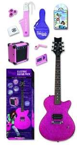 Daisy Rock Candy Princess Pink Electric Guitar Pack