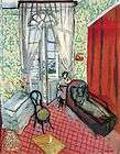 Henri Matisse reproduction two women oil painting art