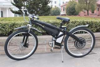 48V 1000W Electric Bicycle Motor Bike+10Ah Anti Theft Li ion Battery