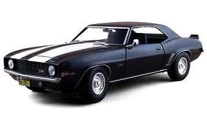 25 First Gear Tuxedo Black 1969 Camaro Z28   *NIB*