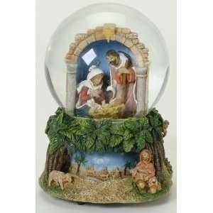 Fontanini Musical Rotating Holy Family Nativity Christmas