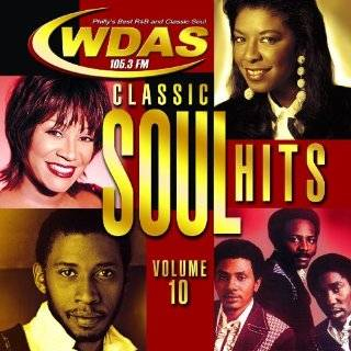 Wdas 105.3fm Classic Soul Hits 5 Various Artists Music