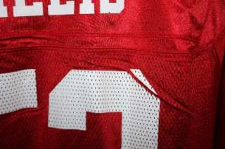NEW IRREGULAR Patrick Willis #52 San Francisco 49ers MENS Medium
