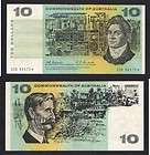 Australia R 302s. Coombs/Randall​.. Ten Dollar   STAR NOTE aVF