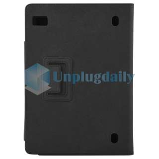 10in1 Accessory Bundle For Acer Iconia Tab A500 Leather Case+HDMI