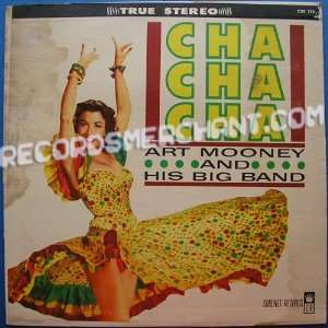 Cha Cha Cha [Vinyl LP] Art Mooney and his Big Band Music
