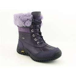 UGG Australia Womens Purple Adirondack Snow Boots