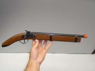 Vintage Used Parris 5891 Wood & Metal Kids Cap Gun Toy