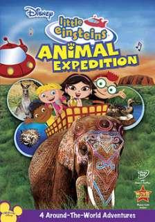 Disney Little Einsteins Animal Expedition (DVD)