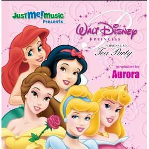 Disney Princess Tea Party Aurora Music