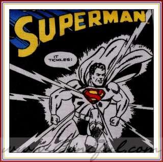 BOOAK Fabric VTG Retro Boy Boutique Super HERO Marvel Comic Book