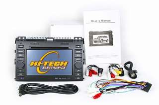 TOYOTA PRADO 7CAR DVD PLAYER BLUETOOTH IPOD USB D 1079