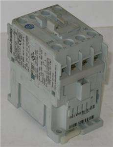 Lot of 6 Allen Bradley 100 C09*10 Ser A Contactor