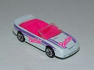 Hot Wheels 1996 Mustang GT Barbie Timeless Toys 4 Pack Exclusive