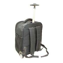 Kemyer Lightweight 17 inch Rolling Carry on Backpack