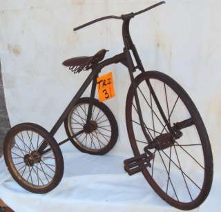 ANTIQUE TRICYCLE BIKE (TRI 31)