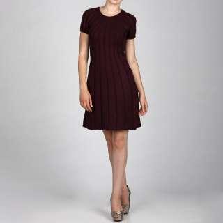 Jessica Howard Womens Pintuck Trap Dress  Overstock