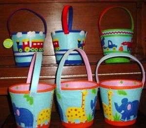 New Felt kids basket for gifts, Birthday decorations