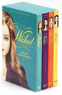 Pretty Little Liars Second Box Set (Books 5 8) (Paperback)  Overstock