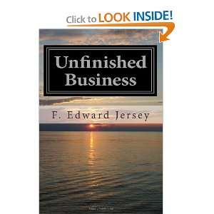Unfinished Business A Cape Cod Mystery/Thriller