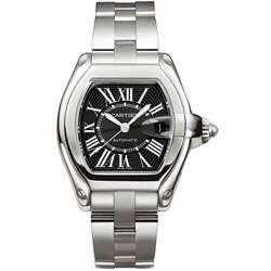 Cartier Roadster Stainless Steel Automatic Watch
