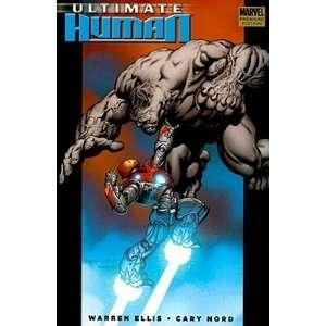 Ultimate Hulk Vs. Iron Man Ultimate Human [ULTIMATE HULK VS