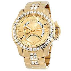 Mark Ecko Mens Classico Gold Watch