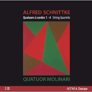 Chamber Music String Quartets 1 4 1 Schnittke Music