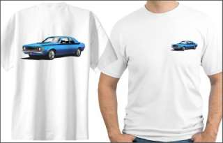 1971 AMC Hornet SC 360 Muscle Car Tshirt 3002