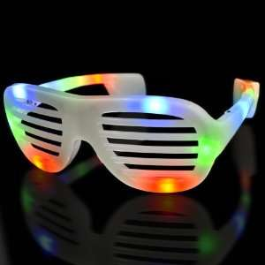Multicolor LED Hip Hop Fashion Celebrity Sunglasses and Special Gift