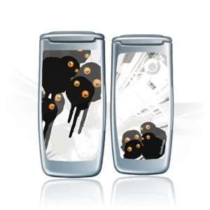 Design Skins for Nokia 2652   Drippz Design Folie