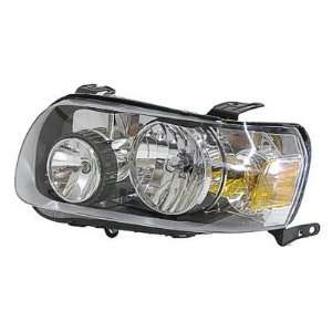 2005 07 FORD ESCAPE/ESCAPE HYBRID HEADLIGHT ASSEMBLY, DRIVER SIDE