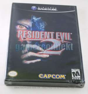 Resident Evil Gamecube Game Collection Brand New Rare
