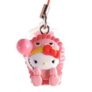 Hello Kitty as Pigmon the Pink Ultraman Monster Hello Kitty