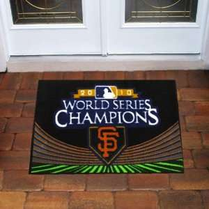 San Francisco Giants 2010 World Series Champions Starter