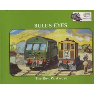 Eyes. Thomas The Tank Engine Book Club. The Rev. W. Awdry Books