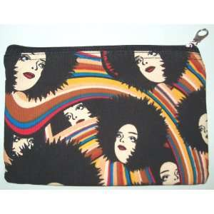 Disco Cosmetic Pouch Makeup Bag  Toys & Games