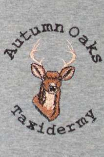 Personalized HUNTING Deer Taxidermy Mens T Shirt