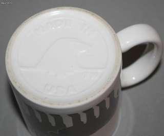Vintage Taylor & NG Brown Moose Coffee Tea Mug Cup