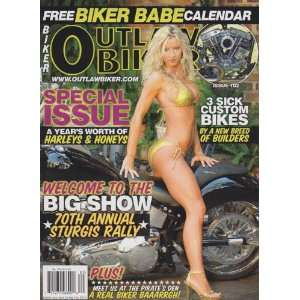Outlaw Biker Magazine Issue 182: Editors of Outlaw Biker Magazine