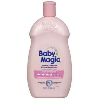 Baby Magic Original Scent Gentle Baby Lotion, 16.5 oz