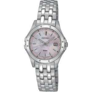 Seiko SXDC95 Le Grand Sport Mother of pearl Dial Ladies Watch