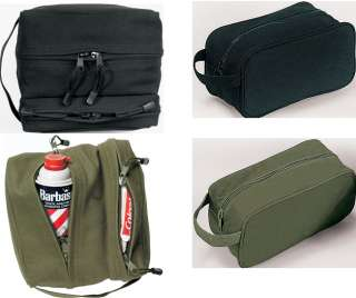 Army Military Style Small Travel TOILETRY Kit Bags