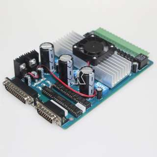 CNC Router 3 Axis 3.5A TB6560 Stepper Motor Driver Board For Engraving