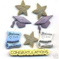 School Button Theme Pack Graduation