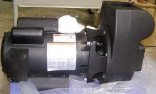 DAYTON Cast Iron Swimming Pool Pump, 3HP, 3450, 230V